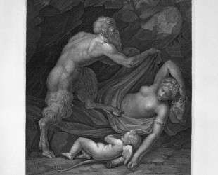 Portrait of unknown Bassano — Джованни Баттиста Пиранези