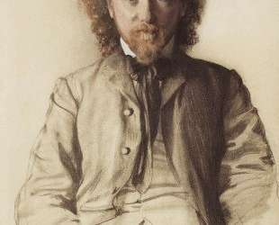 Портрет писателя и поэта В. И.Иванова — Константин Сомов