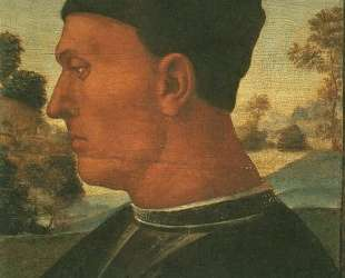 Portrait of Vitellozzo Vitelli — Лука Синьорелли