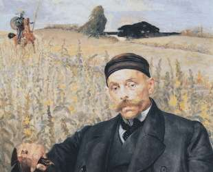 Portrait of Waclaw Karczewski — Яцек Мальчевский