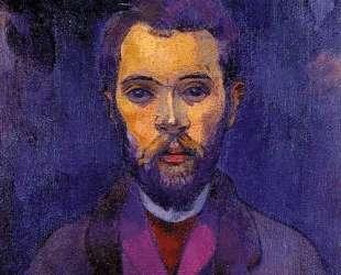 Портрет Уильяма Моларда — Поль Гоген