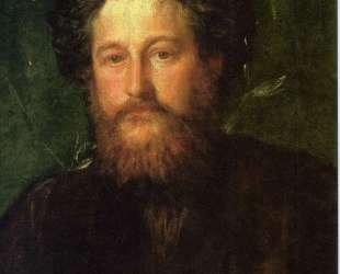 Portrait of William Morris — Джордж Фредерик Уоттс