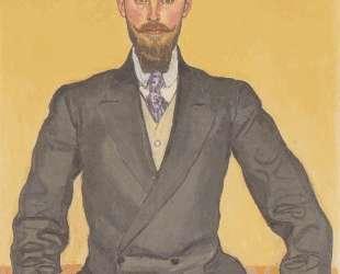 Portrait of Willy Russ — Фердинанд Ходлер