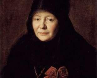 Портрет Екатерины Кропотовой — Владимир Боровиковский