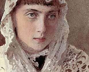 Портрет С. И. Крамской — Иван Крамской