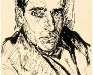 Portrait Study — Джозеф Альберс