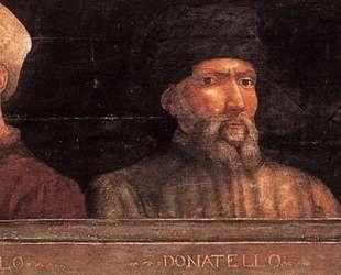 Портреты Джотто, Учелло, Донателло и Бруно — Паоло Уччелло