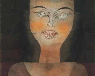 Possessed girl — Пауль Клее
