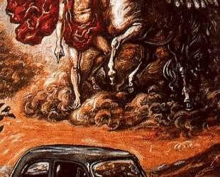 Постер для Фиата 1400 — Джорджо де Кирико