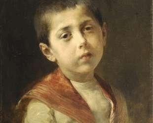 Potrait of Vassilakis Melas — Георгиос Яковидис