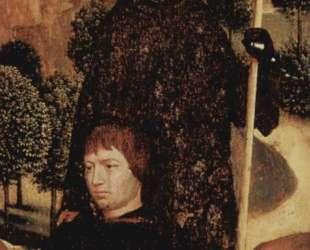Молящийся донатор со Св. Вильямом Малевалом — Ганс Мемлинг