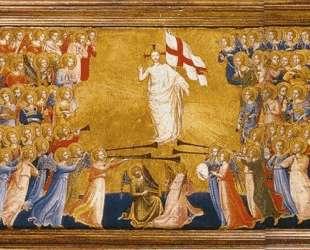 Пределла алтаря Св. Доминика — Фра Анджелико