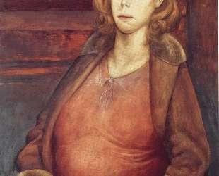 Pregnant Woman — Отто Дикс