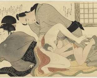 Prelude to Desire — Китагава Утамаро