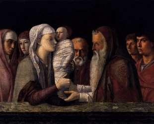 Представление Господа в храме — Джованни Беллини