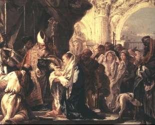 Presentation in the Temple — Джованни Доменико Тьеполо