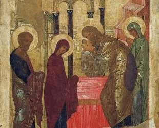Сретение Господне — Андрей Рублёв