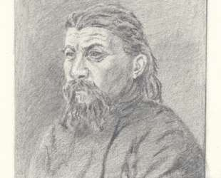 Priest from Gryzovo — Николай Рерих
