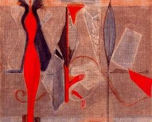 Primeval Landscape — Марк Ротко