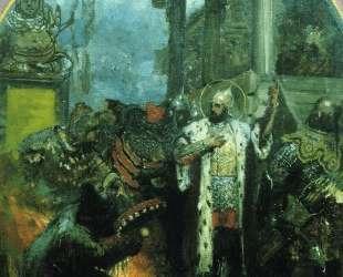 Prince Alexander Nevsky in Gold Horde — Генрих Семирадский