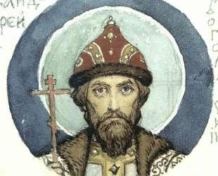 Prince Andrey Bogolyubsky — Виктор Васнецов