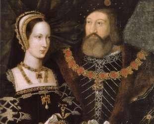 Princess Mary Tudor and Charles Brandon, duke of Suffolk — Мабюз