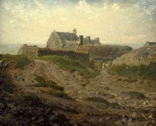 Приорат в Вовилле, Нормандия — Жан-Франсуа Милле