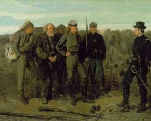 Prisoners from the Front — Уинслоу Хомер