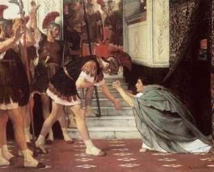 Провозглашение Клавдия императором — Лоуренс Альма-Тадема