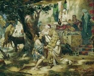 Prodigal Son — Генрих Семирадский