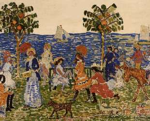 Promenade — Чайльд Гассам