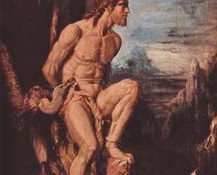 Prometheus — Гюстав Моро