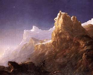 Prometheus Bound — Томас Коул