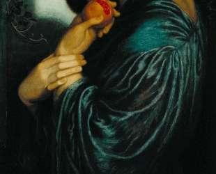 Proserpine — Данте Габриэль Россетти