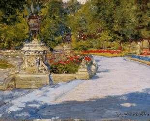 Prospect Park — Уильям Меррит Чейз