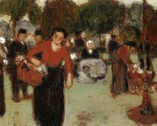 Public Garden — Пабло Пикассо