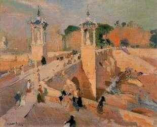 Puente de Real — Хоакин Соролья