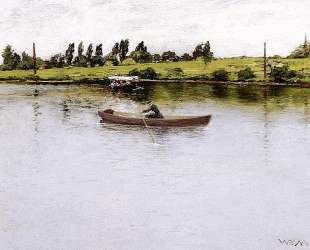 Pulling for Shore — Уильям Меррит Чейз
