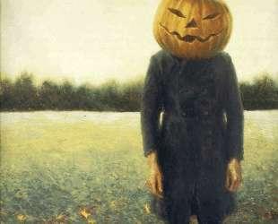 Pumpkinhead — Self-Portrait — Джейми Уайет