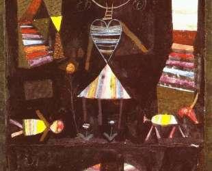 Puppet theater — Пауль Клее