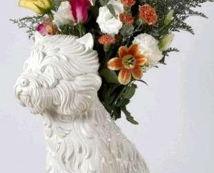 Puppy Vase — Джефф Кунс