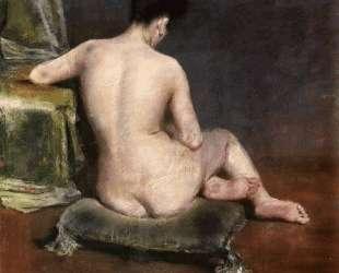 Pure (aka The Model) — Уильям Меррит Чейз