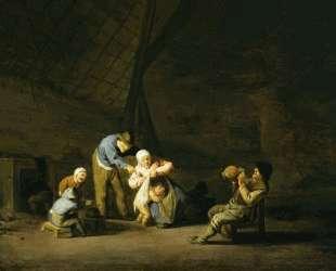 Quarrel — Адриан ван Остаде