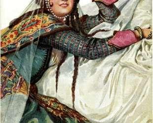 Царица Азвяковна — Сергей Соломко