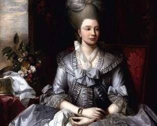 Queen Charlotte — Бенджамин Уэст