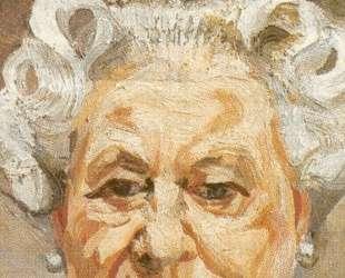 Королева Елизавета II — Люсьен Фрейд
