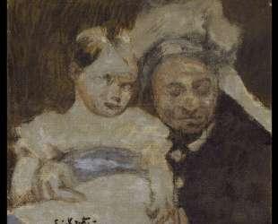 Queen Victoria and her great-grandson — Уолтер Сикерт