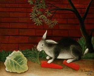Rabbit — Анри Руссо