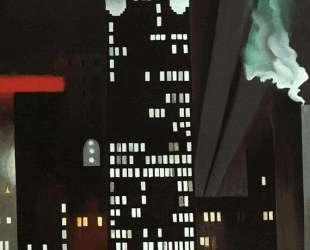 Radiator Building — Джорджия О'Киф