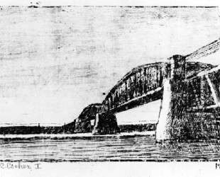 Railway Bridge, Oosterbeek — Мауриц Корнелис Эшер